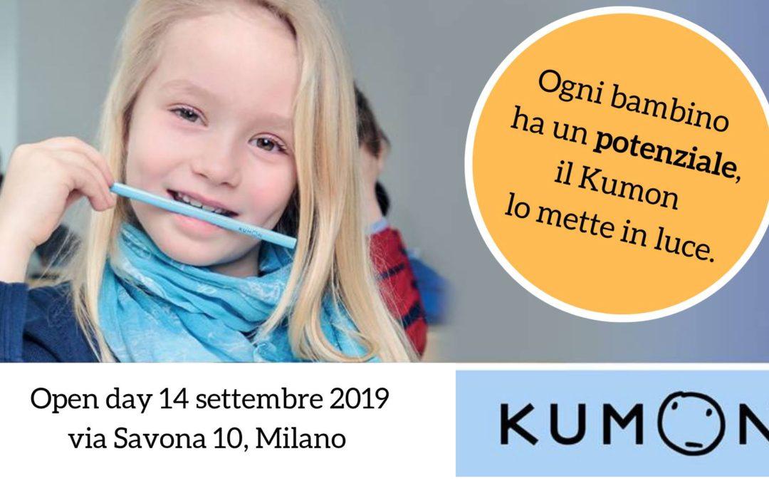 Open Day – Milano 14 settembre 2019